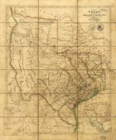 Map of Texas (1841)