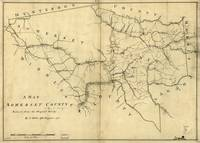 Map of Somerset County, New Jersey (1781)