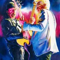 Duel Art Prints & Posters by Kelly Eddington