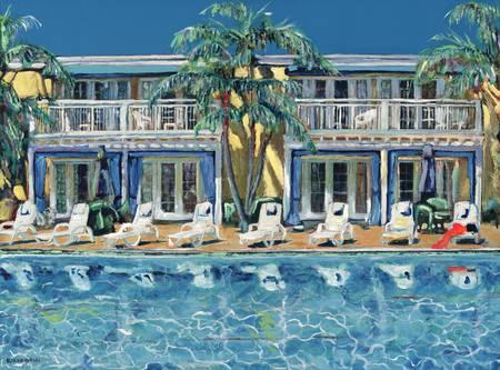 Lafayette Hotel San Diego California