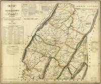 Map of Somerset County, Pennsylvania (1830)