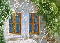 Window Shadows Palls Spain