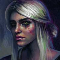 Ciri Art Prints & Posters by Laura Ferreira