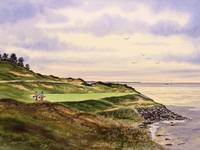 Whistling Straits Golf Course Hole 7