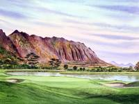 Koolau Golf Course Hawaii