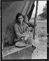 Migrant Mother, 1936 by Dorothea Lange 5