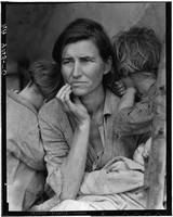 Migrant Mother, 1936 by Dorothea Lange 2