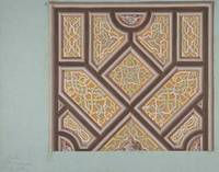 Design for Ceiling Decoration in the Dining Room,