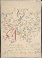 Design for coat of arms  Anonymous, 18th century