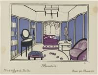 Furnishings and Interiors, Lucie Renaudot, 1921
