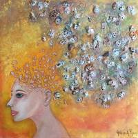 """""""Voices: Challenging the Negative Talk of Anxiety"""" by juliryan"""