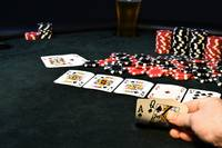 Poker Bad Beat To A Royal Flush First Person