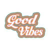 Good Vibes - Multicolored