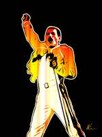 Freddie Mercury | Pop Art