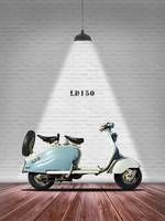 The Lambretta LD150