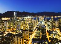 1374 Twilight Evening Vancouver
