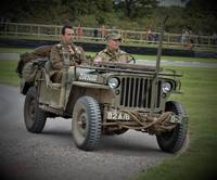 jeep goodwood revival 2018