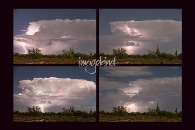 Storming Sonoran Desert