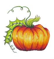 Cheery Pumpkin