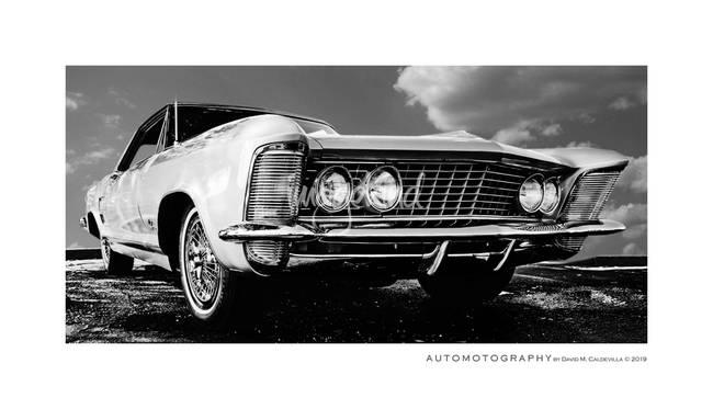 1963 Buick Riviera 2 BW