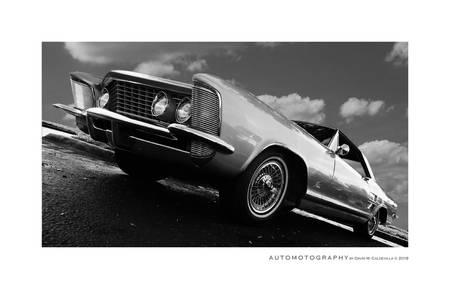 1963 Buick Riviera 3 BW