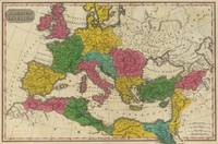 Vintage Map of The Roman Empire (1831)
