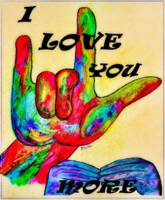ASL I Love You More 2