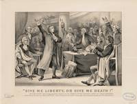 Give Me Liberty of Give Me Death Patrick Henry Mar