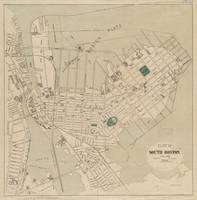 Vintage Map of South Boston (1880)