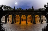 Dreaming of Bethesda Terrace in Central Park