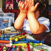 Too Many Choices Art Prints & Posters by Kelly Eddington