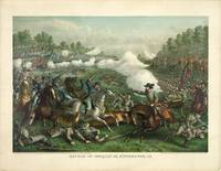 Civil War Battle of Opequan or Winchester Sept. 19