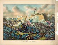 Civil War Capture of Fort Fisher January 15 1865