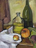 Still Life with Onion