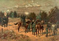 Civil War Battle of Chattanooga by Thulstrup