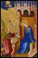 Annunciation by Bellini