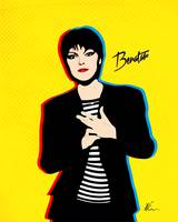 Pat Benatar | Pop Art