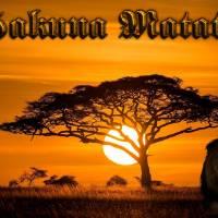 Hakuna-Matata Art Prints & Posters by Richard Jones