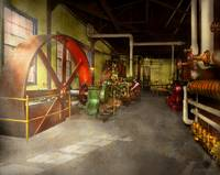 Steampunk - Engine - Powerhouse 1905