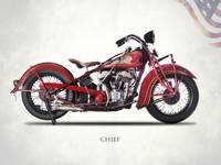 The Vintage Indian Chief