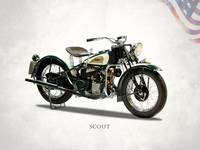 The 1941 Indian Scout 741