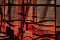 Fabric Curtain Abstract #1 on 13 March 2019