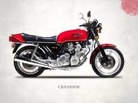 The Honda CBX1000R Classic Motorcycle