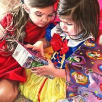 The Sisters Art Prints & Posters by Kelly Eddington