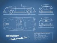356A Speedster Blueprint