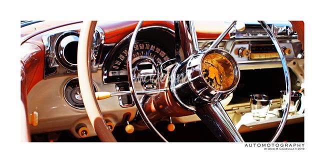 1957 Pontiac Star Chief Cockpit
