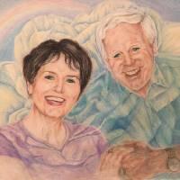 """Grandma and Grandpa"" by kylen"