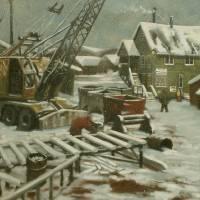 """""""Peterson Boatyard"""" by ArtistDE"""