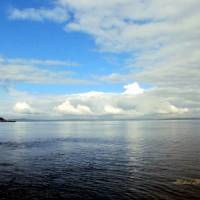 Puget Sound by Richard Thomas