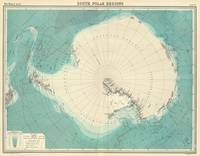 Vintage Map of Antarctica (1922)